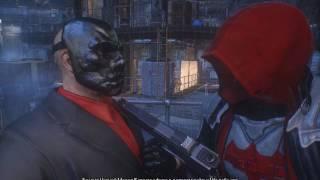 Вендетта Колпака! Batman: Arkham Knight - DLC «Red Hood Story Pack»/ DLC «История Красного Колпака».