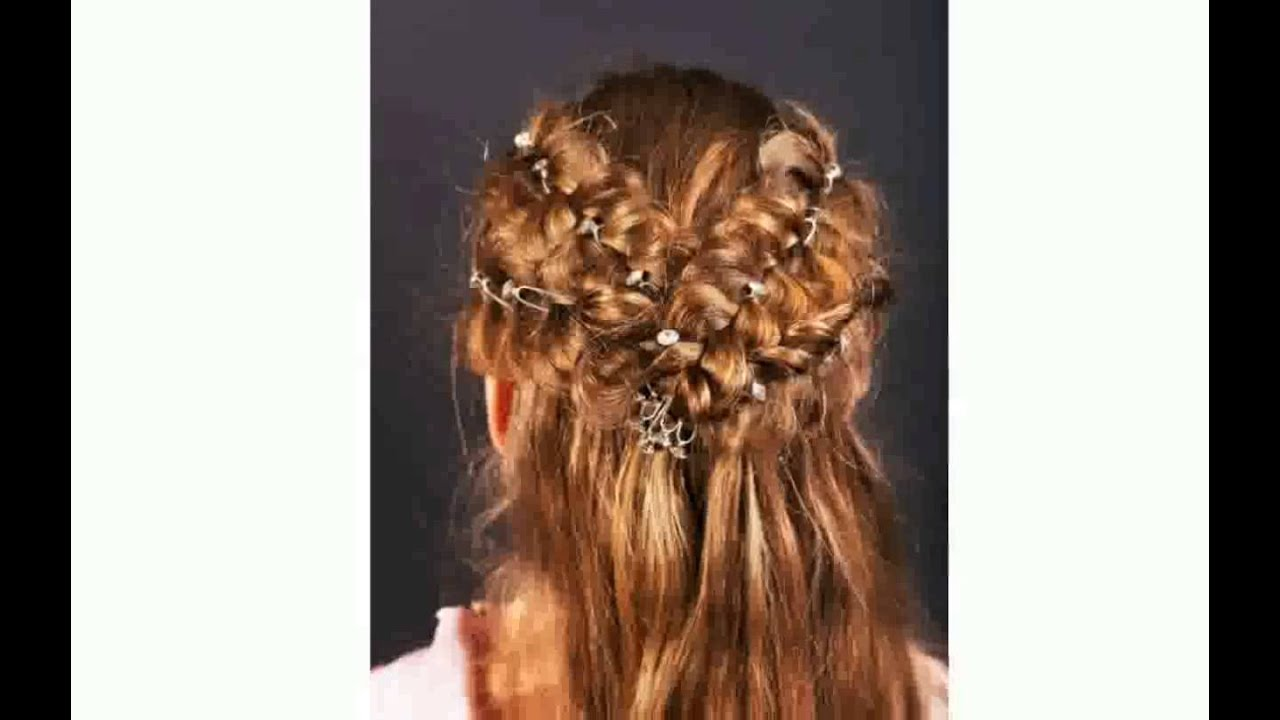 Famoso Acconciature Capelli Per Bambina foto - YouTube SF35