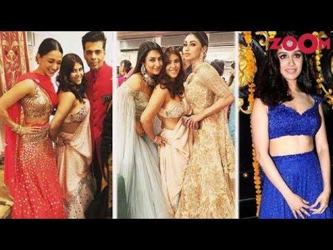 Ekta Kapoor's Diwali Party 2018 | Shraddha Kapoor, Shilpa Shetty, Karan Johar, Arbaaz Khan | UNCUT