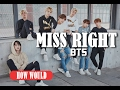 【line distribution� how would bts sing miss right - teen top?