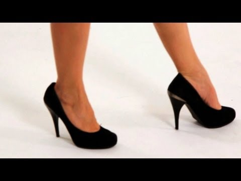 How To Pick A Shoe High Heel Walking Youtube
