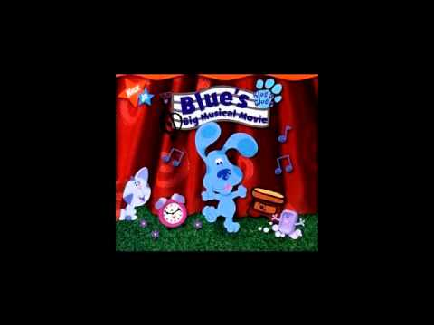 06 Blue's Clues Theme Song - Blue's Big Musical Movie Soundtrack