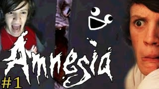 SUSTO EN EL ARMARIO - Amnesia - Custom Story: HORRORS OF THE PAST [Parte 1]
