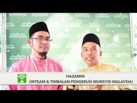 INDUSTRI NASYID PERLUKAN PERUBAHAN - HAZAMIN INTEAM (TIMBALAN PENGERUSI MUNSYID MALAYSIA)