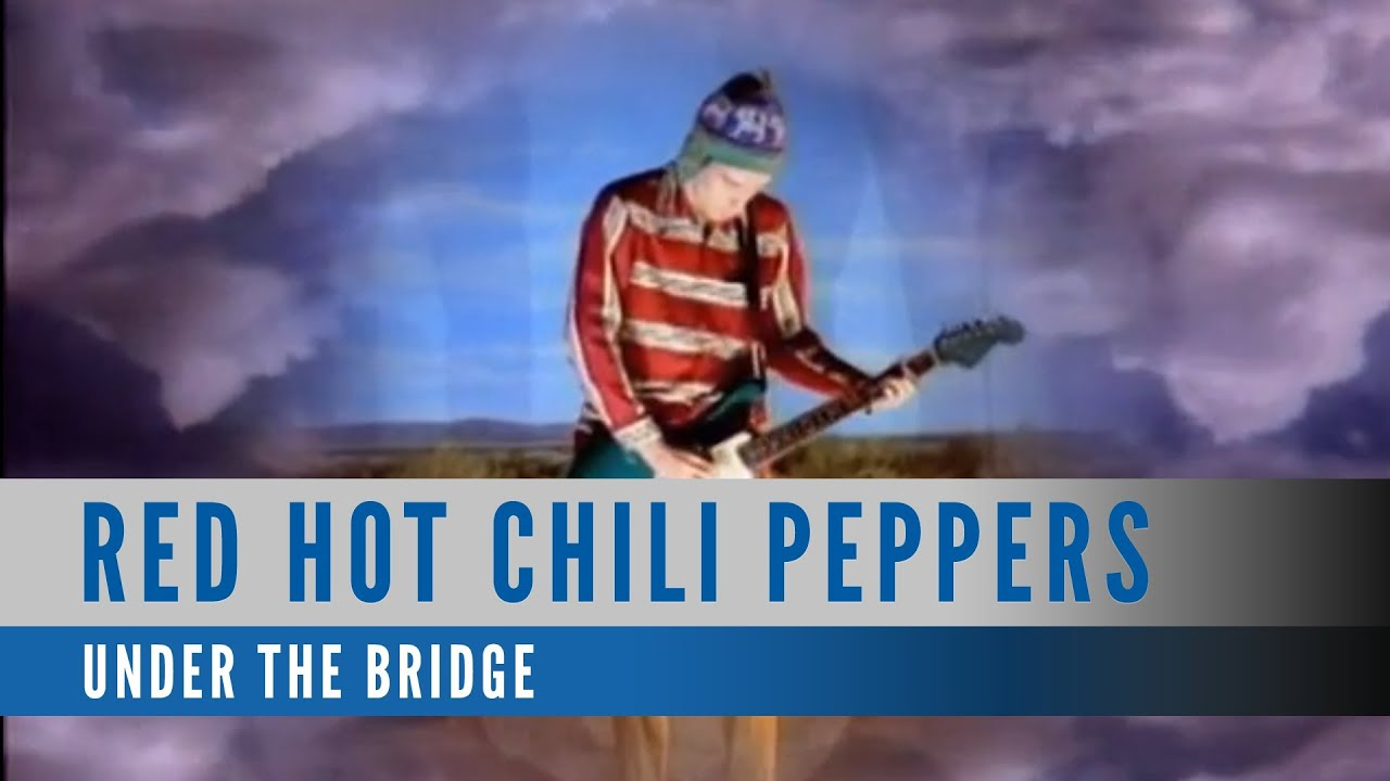 Red Hot Chili Peppers - Under The Bridge (Official Music Video)