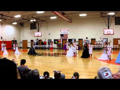 LaFollette Middle School Homecoming 2015