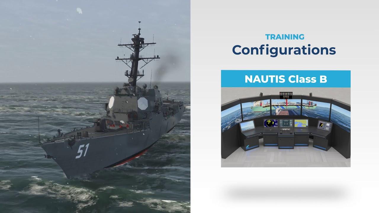 Download NAUTIS Maritime Simulator - Setup Configurations