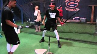 2017 MLB Draft Prospect Bubba Thompson (The Prospect Lab)