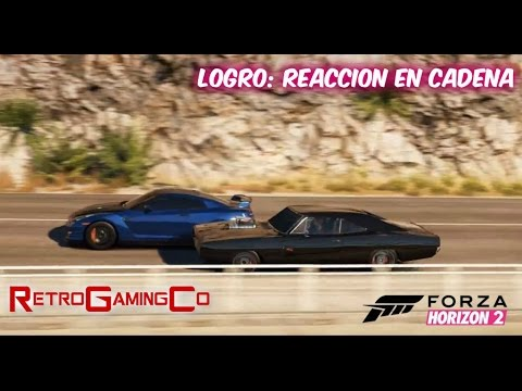 Reacción en Cadena Guía Logro/Trofeo Forza Horizon 2 Presents Fast And Furious