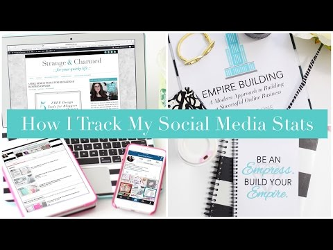 How to Grow Your Social Media Following by Tracking Statistics | PLAN LIKE AN ENTREPRENEUR