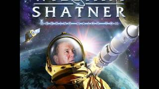 Watch William Shatner Space Oddity feat Ritchie Blackmore  Candice Night video