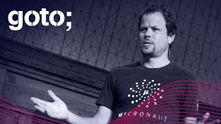 GOTO 2019 • Introduction to Micronaut • Graeme Rocher
