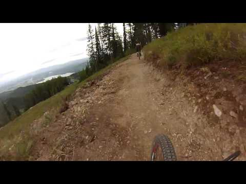 Whitefish Bike Park – New Trail Opening Preview