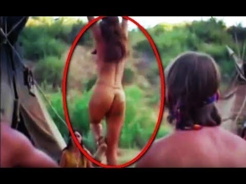 Documentary : panorama of human life and animals in the Amazon (savage realm)
