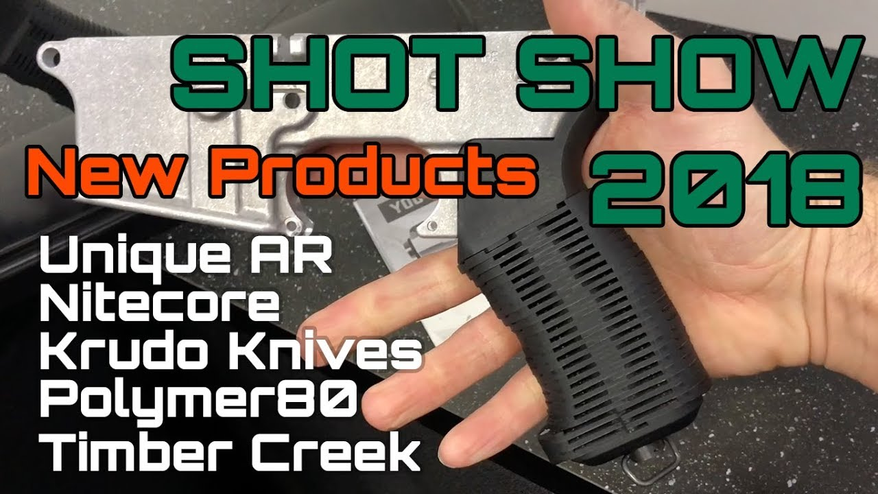 SHOT SHOW 2018 - New Products Showcase