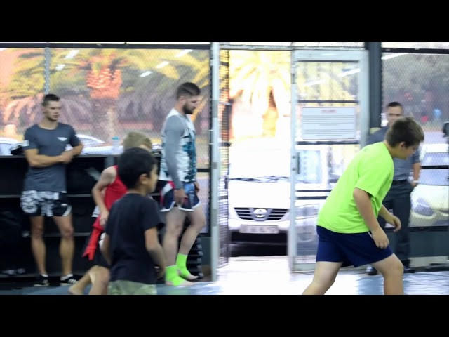 MUAYTHAI Kids, TACFIT and MMA