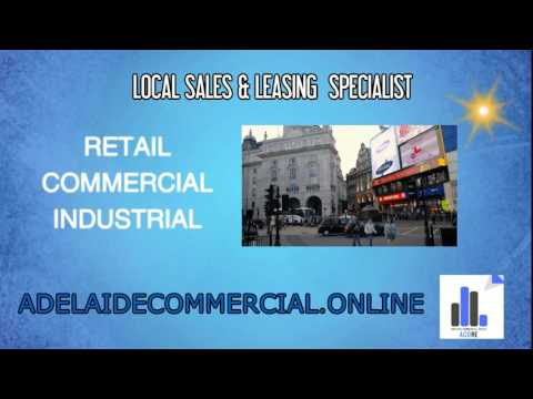 Adelaide Commercial Online Real Estate Promo Video 1