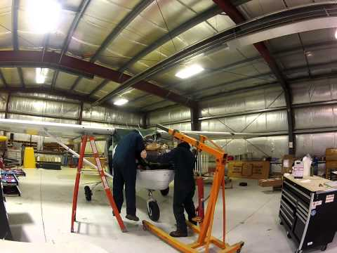 Cessna 206 Engine Upgrade