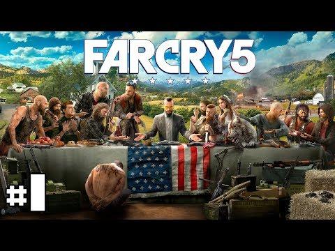 Far Cry 5 - Lets Play #1 [FR]