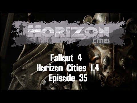Horizon Cities 1.4 Epi 35 Fallout 4
