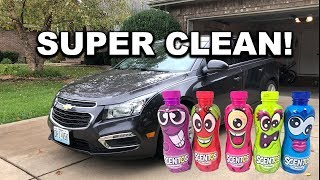 ChrisFix Parody: How To Super Clean Your Car