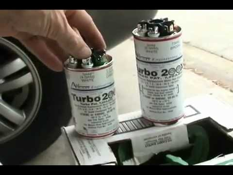 hqdefault hvacr amrad turbo 200 universal capacitor youtube turbo 200 capacitor wiring diagram at aneh.co