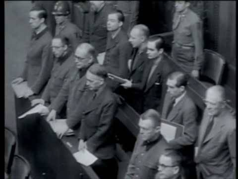 Nuremberg Case #1 Doctors Part II