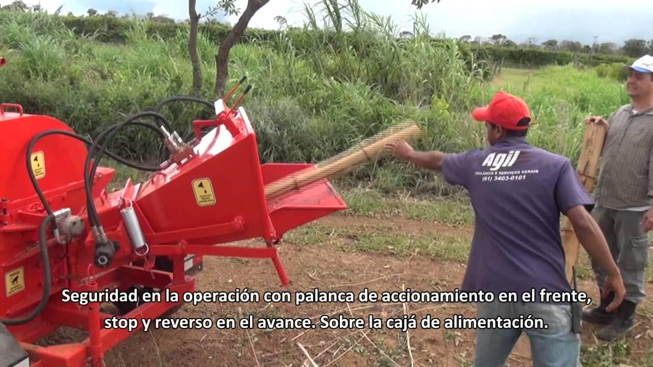 Chipeador de madera pdf 150 hdr ac chipeando bamb youtube - Trituradora de ramas casera ...