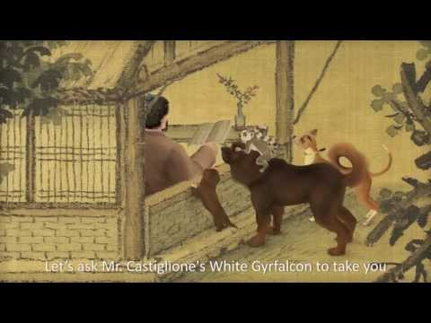 HD Animation: Adventures of the Mythical Creatures at the National Palace Museum