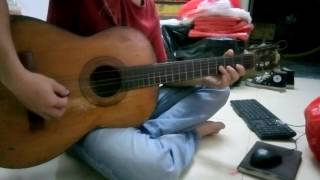Tiếng đàn ta lư (guitar cover)