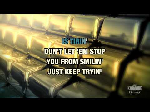 Lil Star in the style of Kelis feat. Ceelo | Karaoke with Lyrics