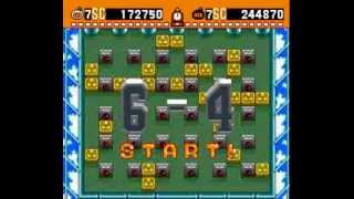 SNES Longplay [361] Super Bomberman (a) (2 Player)