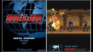 Download Mission Impossible III - Gameloft (J2ME) Java Phone Game