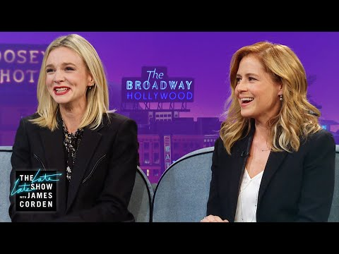 Acting Tipsy w/ Carey Mulligan and Jenna Fischer