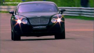 Bentley Continental GT vs Audi RS6 vs Mercedes ML63 AMG