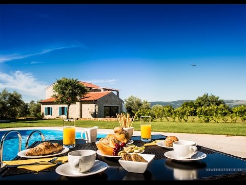 Adriatic Villa in Croatia