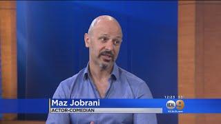 Comedian Maz Jobrani Discusses His Show Superior Donuts