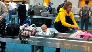 9 Craziest Things Found by Airport Security