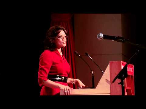 Sonia Manzano of Sesame Street fame speaks at Girls Write Now ...