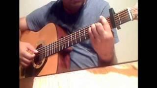 TUm Bhi Chalo Hum Bhi Chale - Zameer , Guitar Solo