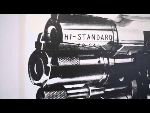 Andy Warhol's 'Gun', 1981-1982