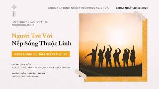 HTTL HÒA HƯNG - Chương Trình Thờ Phượng Chúa - 10/10/2021