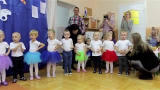 Pasowanie w grupie Motylków w Przedszkolu nr 1 w Działdowie