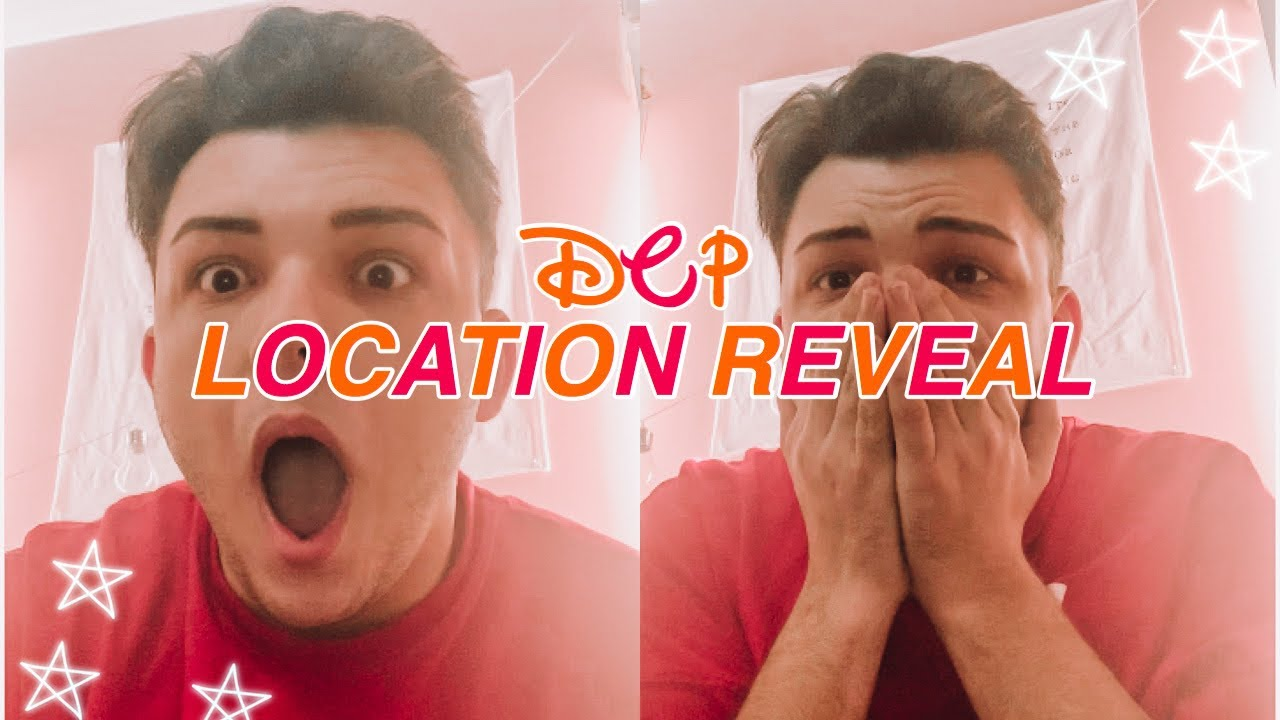 WORK LOCATION & HOUSING REVEAL/REACTION | DCP Spring 2020