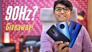 Once you go 90Hz, You won't go back + OnePlus Giveaway!