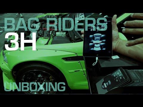 BAG RIDERS - Air Lift Performance - 3H / 3P (AutoPilot V3) - Unboxing