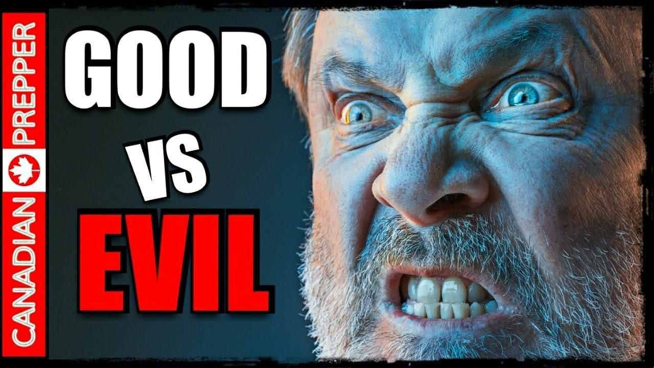 Grid Down: Good VS Evil
