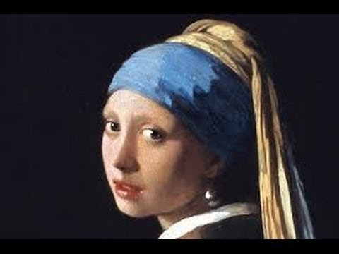 THE LIFE OF VERMEER - Biography Art History (full documentar