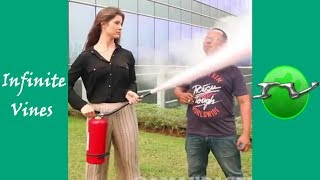 Try Not To Laugh or Grin While Watching Amanda Cerny Instagram Funny Videos