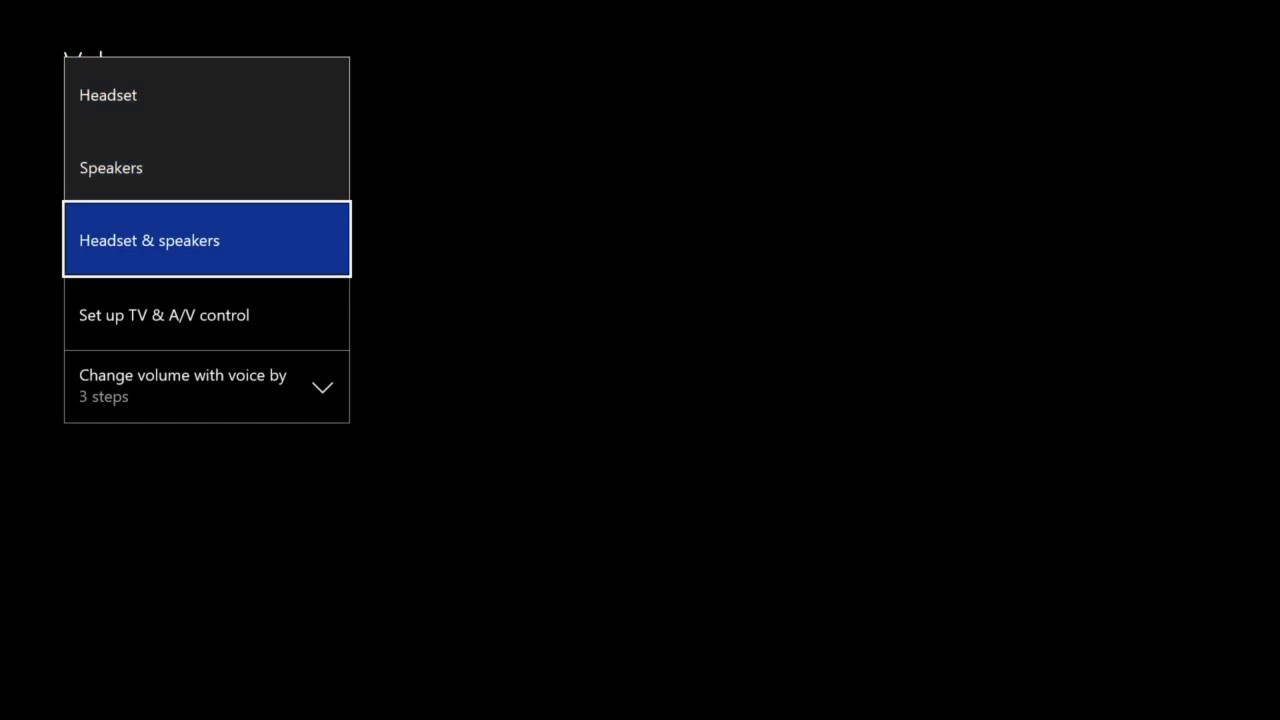 How to Change your Audio Party Chat Output on Xbox One [Easy]
